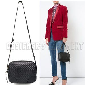 Gucci Bags - GUCCI Guccissima leather BREE Camera Crossbody Bag